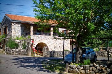 Property Županje (Krk) - Accommodation 5307 - Apartments with sandy beach.