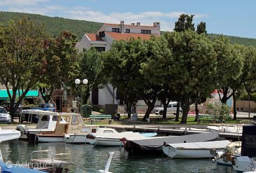 Property Punat (Krk) - Accommodation 5328 - Apartments near sea.