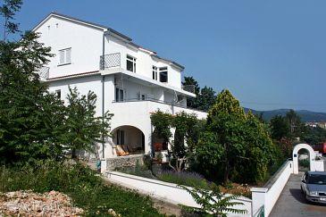 Property Novi Vinodolski (Novi Vinodolski) - Accommodation 5340 - Rooms in Croatia.