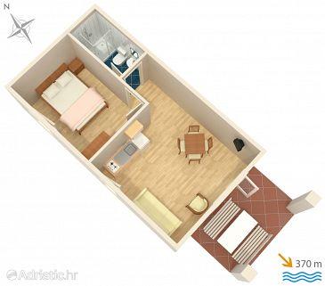 Apartment A-5342-e - Apartments Baška (Krk) - 5342