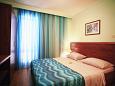 Baška, Bedroom 1 u smještaju tipa apartment, dopusteni kucni ljubimci.