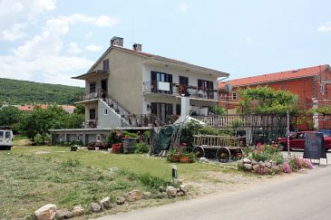 Property Punat (Krk) - Accommodation 5379 - Apartments and Rooms in Croatia.
