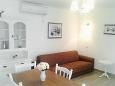 Living room - Apartment A-5385-b - Apartments Supetar (Brač) - 5385