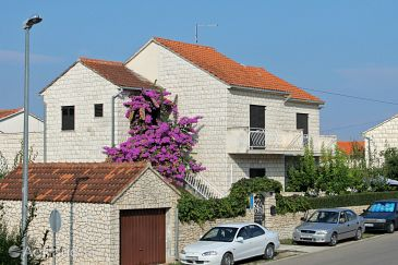 Property Supetar (Brač) - Accommodation 5385 - Apartments with pebble beach.
