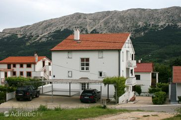 Property Jurandvor (Krk) - Accommodation 5393 - Apartments with pebble beach.