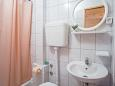 Bathroom - Studio flat AS-5396-a - Apartments Krk (Krk) - 5396