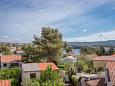 Terrace - view - Studio flat AS-5396-a - Apartments Krk (Krk) - 5396