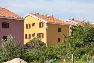 Obiekt Malinska (Krk) - Zakwaterowanie 5397 - Apartamenty w Chorwacji.