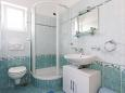 Punat, Bathroom u smještaju tipa apartment, WIFI.