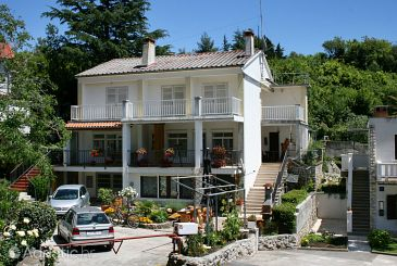 Property Krk (Krk) - Accommodation 5416 - Apartments with pebble beach.