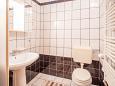 Bathroom - Studio flat AS-5424-a - Apartments Krk (Krk) - 5424