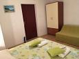 Bedroom 1 - Apartment A-5438-b - Apartments Tribulje (Krk) - 5438