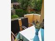 Terrace - Apartment A-5471-b - Apartments Malinska (Krk) - 5471