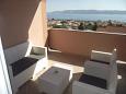 Terrace 1 - Apartment A-5479-d - Apartments Novi Vinodolski (Novi Vinodolski) - 5479