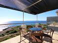 Terrace - Apartment A-548-c - Apartments Zavalatica (Korčula) - 548