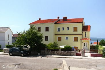 Property Crikvenica (Crikvenica) - Accommodation 5487 - Apartments with pebble beach.
