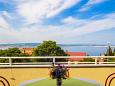 Terrace - view - Apartment A-5499-d - Apartments Crikvenica (Crikvenica) - 5499
