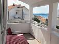 Terrace - Apartment A-5502-b - Apartments Hvar (Hvar) - 5502