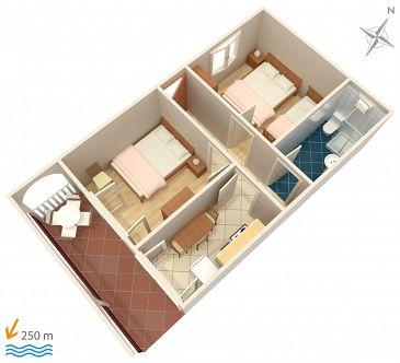 Apartament A-5518-b - Apartamenty Selce (Crikvenica) - 5518