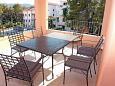 Terrace - Apartment A-552-a - Apartments Vrboska (Hvar) - 552