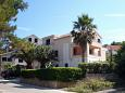 Property Vrboska (Hvar) - Accommodation 552 - Apartments with pebble beach.