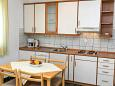Kitchen - Apartment A-5521-c - Apartments Jadranovo (Crikvenica) - 5521