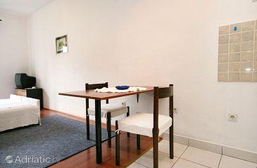 Studio flat AS-5523-b - Apartments Novi Vinodolski (Novi Vinodolski) - 5523