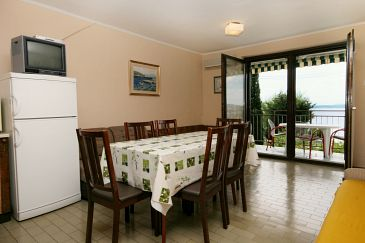 Apartament A-5530-a - Apartamenty Klenovica (Novi Vinodolski) - 5530