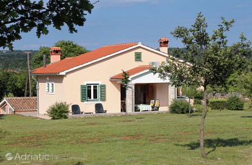 Property Kapelica (Labin) - Accommodation 5536 - Vacation Rentals with pebble beach.
