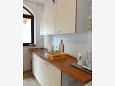 Kitchen - Apartment A-5548-a - Apartments Klenovica (Novi Vinodolski) - 5548