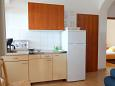 Kitchen - Apartment A-5548-e - Apartments Klenovica (Novi Vinodolski) - 5548