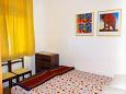 Bedroom 2 - Apartment A-5548-e - Apartments Klenovica (Novi Vinodolski) - 5548