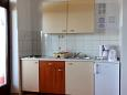 Kitchen - Apartment A-5548-f - Apartments Klenovica (Novi Vinodolski) - 5548