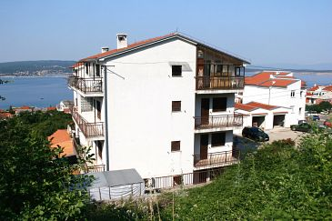 Property Crikvenica (Crikvenica) - Accommodation 5549 - Apartments with pebble beach.