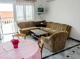 Living room - Apartment A-5551-a - Apartments Dramalj (Crikvenica) - 5551