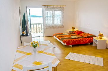 Studio flat AS-5551-a - Apartments Dramalj (Crikvenica) - 5551