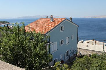 Property Senj (Senj) - Accommodation 5560 - Apartments and Rooms with pebble beach.