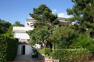 Obiekt Selce (Crikvenica) - Zakwaterowanie 5565 - Apartamenty w Chorwacji.