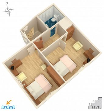 Apartment A-5570-a - Apartments Senj (Senj) - 5570