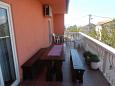 Terrace - Apartment A-5571-b - Apartments Senj (Senj) - 5571