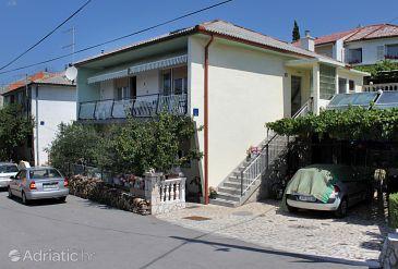 Property Senj (Senj) - Accommodation 5572 - Apartments with pebble beach.