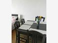 Dining room - Apartment A-5575-a - Apartments Klenovica (Novi Vinodolski) - 5575