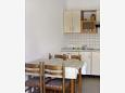 Dining room - Apartment A-5581-a - Apartments Klenovica (Novi Vinodolski) - 5581