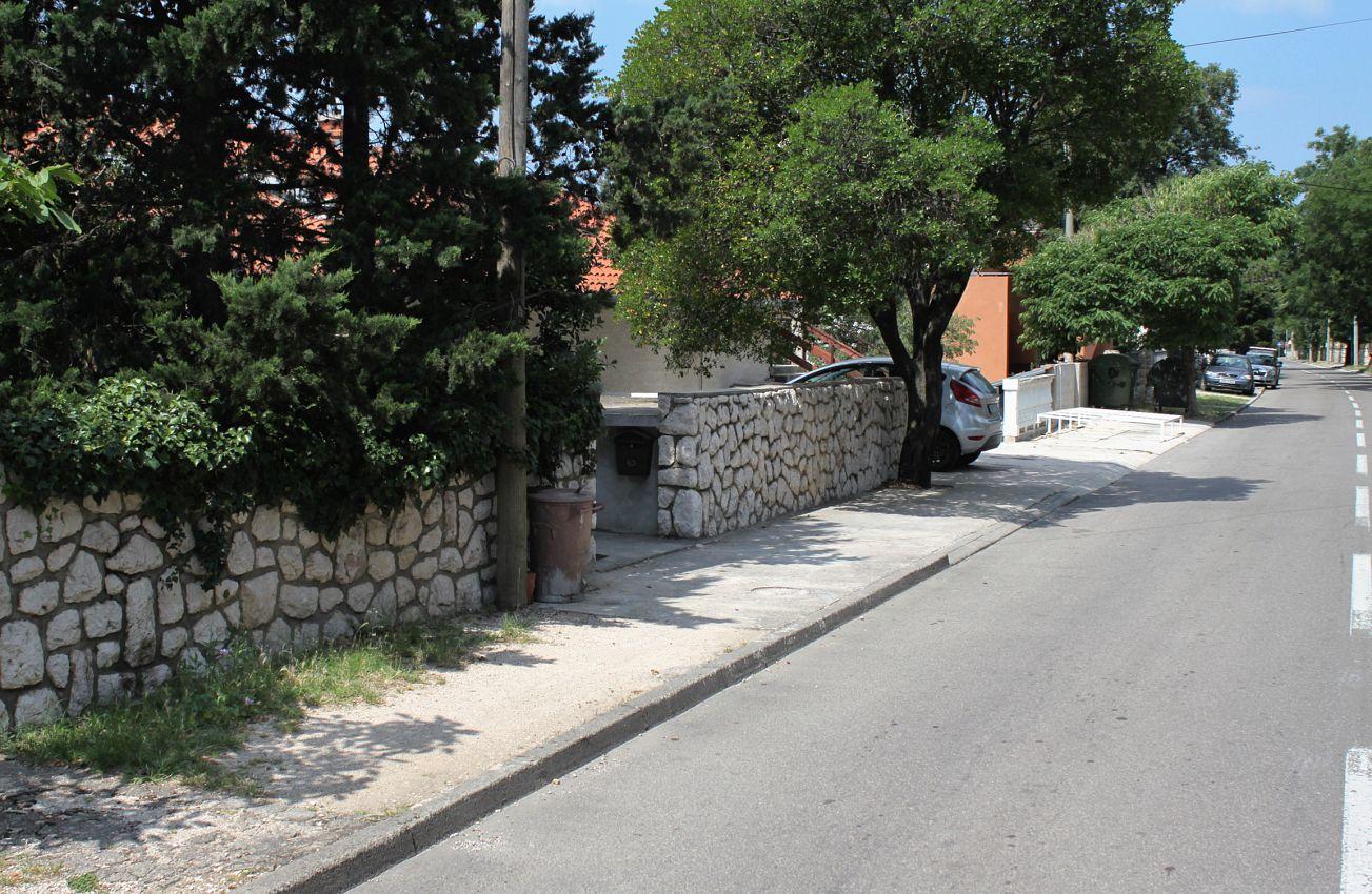Apartmány s parkoviskom v meste Novi Vinodolski - 5582