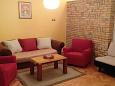 Living room - Apartment A-5584-a - Apartments Selce (Crikvenica) - 5584