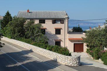 Obiekt Novi Vinodolski (Novi Vinodolski) - Zakwaterowanie 5587 - Apartamenty w Chorwacji.