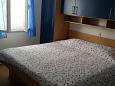 Tri Žala, Bedroom 1 u smještaju tipa apartment, dopusteni kucni ljubimci i WIFI.