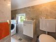 Toilet - Apartment A-5592-b - Apartments Dramalj (Crikvenica) - 5592