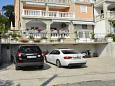 Parking lot Dramalj (Crikvenica) - Accommodation 5594 - Apartments with pebble beach.