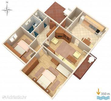 Apartment A-5595-a - Apartments Crikvenica (Crikvenica) - 5595
